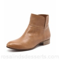 DJANGO & JULIETTE Women fevel dk tan leather Open sides Soft leather with burnished finish DJ11334-TAO-LE APTXXAV