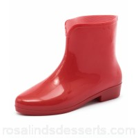 GUMBOOTS Women dolly pvc red rubber GB10015-RED-BZ TBVBCGD