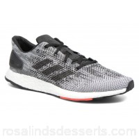 Adidas Performance PureBOOST DPR H Mens Sneakers Fall/Winter 2018 NoiessNoiessFtwbla 0 MXZIHRJ