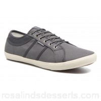 Jack & Jones JFW Ross Mens Sneakers Spring/Summer Pewter 150481 WTQCMIE