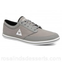 Le Coq Sportif Remilly cvs Mens Sneakers Spring/Summer Grey denim / black 158776 DODTRKK