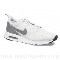 Nike Nike Air Max Tavas Mens Sneakers Spring/Summer Pure Platinum/Cool Grey-Black-White 115786 QDZGFZJ