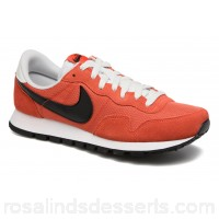 Nike Nike Air Pegasus 83 Mens Sneakers Spring/Summer Max Orange/Black-Off White-White 130274 WUSRATL