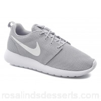 Nike Nike Roshe One Mens Sneakers Spring/Summer Wolf Grey/White 87814 BPWCEUK