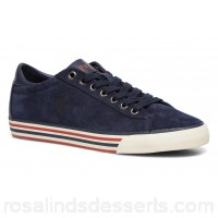 Polo Ralph Lauren Harvey Mens Sneakers Fall/Winter Newport navy 98068 HVJWJPF
