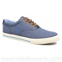 Polo Ralph Lauren Vaughn-Ne Mens Sneakers Spring/Summer Newport navy 106004 NJWIBCB