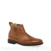 Men Anatomic & Co - Tan Natal Chelsea Boots Upper Leather Lining Leather USYRBAW