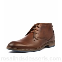 WILD RHINO Men paser tan leather Made in Europe Textured leather heel cap WR10050-TAN-LE BBXZQHJ
