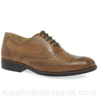 Men Anatomic & Co - Brown leather 'New Charles II' mens brogues GVRNORD