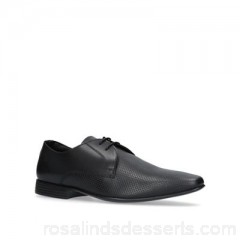 Men KG Kurt Geiger - Black 'Kilwinning' lace up shoes Material leather Lining synthetic JVQFVSO