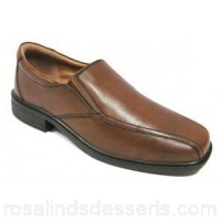 Men Padders - Light Tan 'Alex' men's leather shoes Heel height 30mm Upper leather HCQBFJB