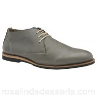Men Frank Wright - Grey 'Van' men's lace up derby shoes Fastening lace Fit standard OPRGMEZ