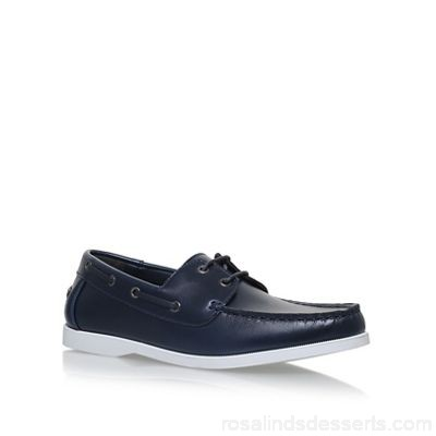 Men KG Kurt Geiger - Dan lace up boat shoes Heel height 2.1cm/0.82 inches Upper synthetic UPEKBAE