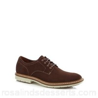 Men Timberland - Brown suede 'Naples' Derby shoes Upper Suede Lining Textile PQTNXWQ