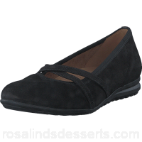 Buy Gabor 82.626-47 Black Black Shoes Online BE661YDE67