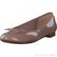 Buy Clarks Couture Bloom Nude Patent Brown Shoes Online H3FYSXW9ZJ