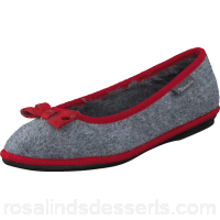 Buy Tamaris 1-1-22194-37 251 Grey/Red Grey Shoes Online A6JZ4UGUUZ