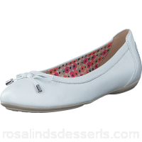 Buy Geox D Charlene A - White White Shoes Online 4FSNVDYBE6