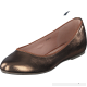 Buy Esprit Alma Metallic Ballerina Brown Shoes Online 40F5EWHCY3