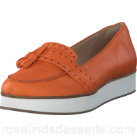 Buy Shoe Shi Bar Norah Orange Shoes Online 80JBW8BB1V