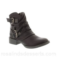 Women Blowfish - Black 'Korrekt' ankle boots Fastening zip Upper man made materials DABFJQF