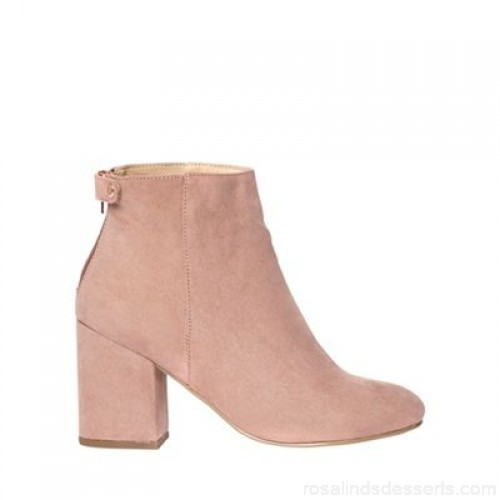 Women Dorothy Perkins Wide fit pink 'Mariah' boots 100
