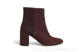 Women Phase Eight - Port phoebe suede ankle boots Collection salisbury-plain Material 100% leather AVZBCDI