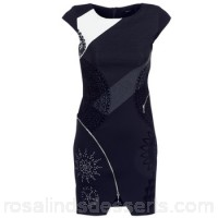 Desigual LIDIA Black - Short Dresses Women 7908193