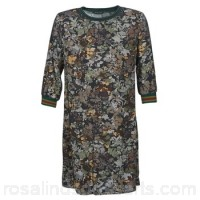 Sisley FAZED Multicoloured - Short Dresses Women 7882388