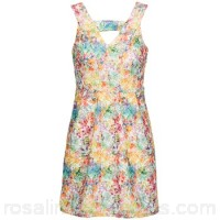 Yumi CHITAE Multicoloured - Short Dresses Women 750875