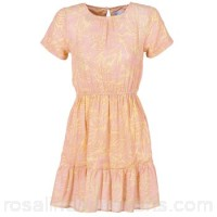 Compania Fantastica ARYA Orange - Short Dresses Women 6949978