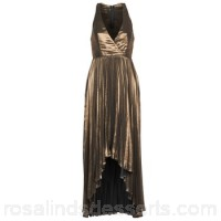 Manoukian 612556 Gold - Long Dresses Women 281706