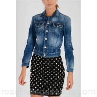 Dsquared2 Denim Jacket - Womens Jackets P109534