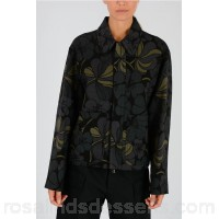 Marni Floral Printed Jacket - Womens Jackets P111362