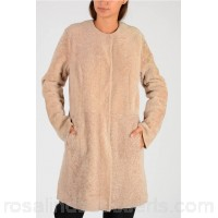 DROMe Suede Leather Reversible Coat - Womens Jackets P108925