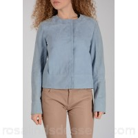 DROMe Suede Leather Jacket - Womens Jackets P91918