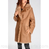 DROMe Suede and Shearling Coat - Womens Jackets P76934