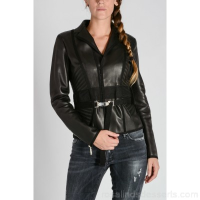Dsquared2 Leather Jacket - Womens Jackets P74797