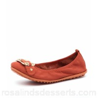 DJANGO & JULIETTE Women bellez orange leather DJ10091-ORA-LE ZCRIMAD