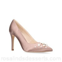 Women Nine West - 'Naldi' court shoes Heel height 9.5cm/3.74 inches Material fabric YIDIUFN