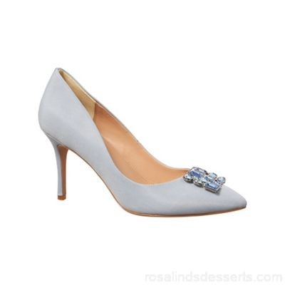 Women Phase Eight - Jewel pointed court shoes Collection Giverny Material 100% polyester BPIHLKH