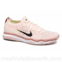Nike W Air Zoom Fearless Fk Bionic Womens Sport Shoes Fall/Winter 2017 Sunset Tint/Black-Red Stardust-White 0 XXDNQXD