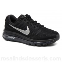 Nike Wmns Nike Air Max 2017 Womens Sport Shoes Spring/Summer Black/white-anthracite 147404 OETTTFB