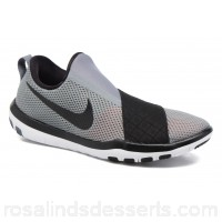 Nike Wmns Nike Free Connect Womens Sport Shoes Spring/Summer Cool Grey/Black-Pure Platinum-White 147407 BIBMBZJ