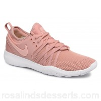 Nike Wmns Nike Free Tr 7 Womens Sport Shoes Spring/Summer Rust Pink/Coral Stardust-White 0 ZJLNIFA