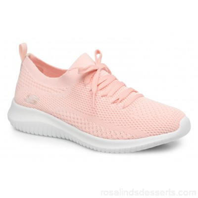 Skechers Ultra Flex-Statements Womens Sport Shoes Spring/Summer Light Pink 0 ASRRIGT