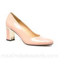 Georgia Rose Sabrille Womens High Heels Spring/Summer Charol pink panthere + oro 7.5 cm 121607 TVUSHED