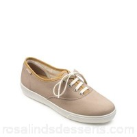 Women Hotter - Cream canvas 'Mabel' wide fitlace up trainers Classic plimsoll styling Airy breathable footbed for extra comfort KLDMUGE