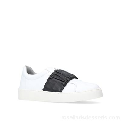 Women Nine West - 'Pindiviah' slip on sneakers Material leather Lining synthetic BMRWNXG