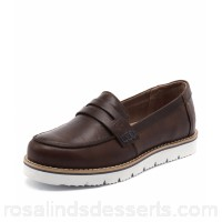 COLORADO Women dailey cf brown leather CF10060-BRO-LE SXFBAYQ